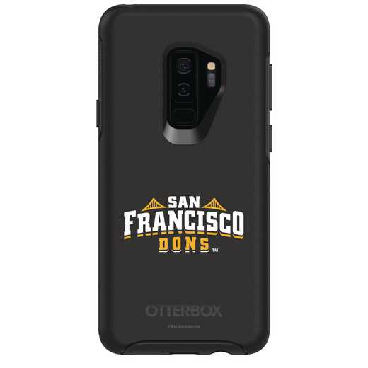 GAL-S9P-BK-SYM-SANF-D101: FB San Francisco OB SYMMETRY Case for Galaxy S9+